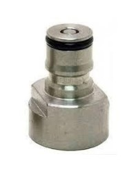 Sanke Coupler Ball Lock Post (Gas)