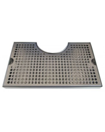 Stainless Steel Cut-Out Drip Tray