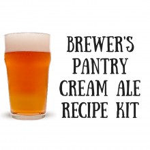 Brewer's Pantry Cream Ale