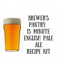 Brewer's Pantry 15 minute English Pale Ale