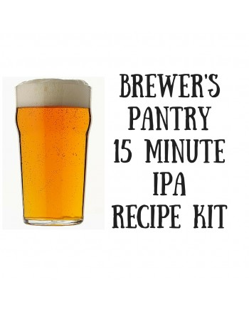 Brewer's Pantry 15 minute IPA