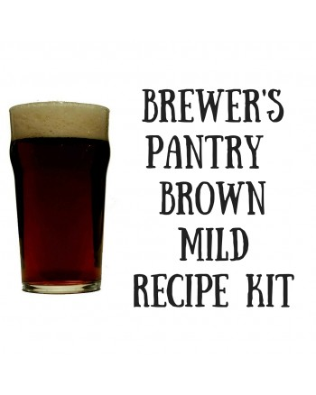 Brewer's Pantry English Brown Mild