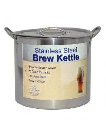 Stainless Steel 8 Gallon Brewpot