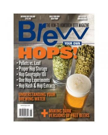 BYO Brew-Your-Own Magazine