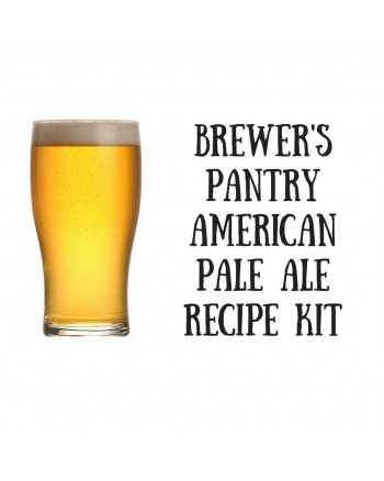 Brewer's Pantry Valley Pale Ale - All grain recipe