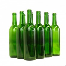 750 ml Green Bordeaux Wine Bottles **SHIP AT OWN RISK**