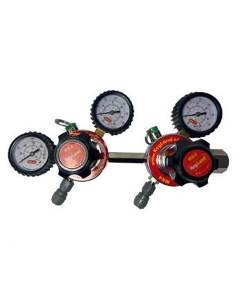 Kegland Dual Product Regulator(60PSI & 2000PSI) [T752HP-02]
