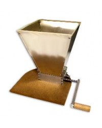 The Barley Crusher Malt Mill (with 7 lb hopper)