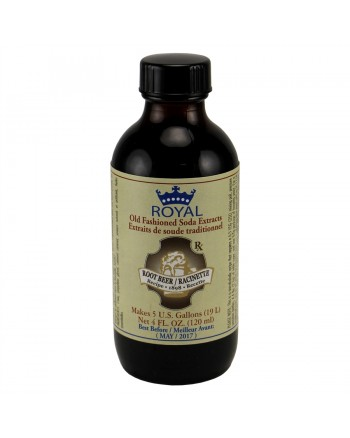 Royal Old Fashioned Root Beer Extract (4 oz)