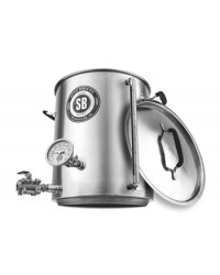 Spike Brewing 10 Gallon Brew Kettle with Sight Glass | 10SG