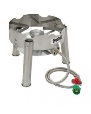 Bayou Stainless Brew Burner ss31