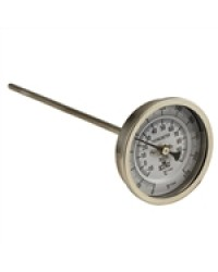 "Mash King Stainless Steel Thermometer 2"" Probe"