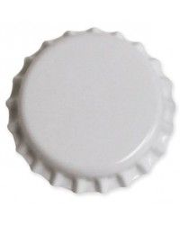 Bottle Caps - White