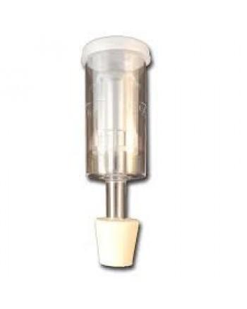 3 Piece Airlock an 6.5 rubber bung