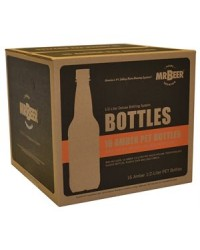 500 ml DELUXE BOTTLING SYSTEM (16 / PACK) - bottles