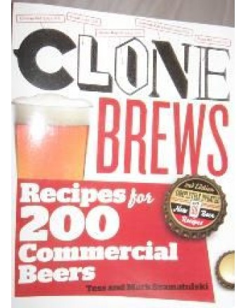 Clone Brews- Revised Edition (Szamatulski)