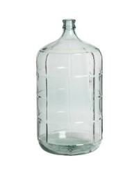 6 Gallon Glass Carboy **WE DO NOT SHIP THIS PRODUCT** Slightly used