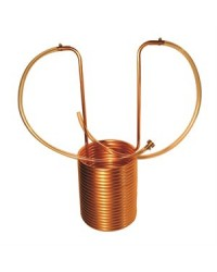 CHILLER 50' KEGGLE COPPER 1 / 2'' OD W / TUBING