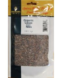 BREWER'S BEST® ORGANIC CACAO (COCOA) NIBS 4 OZ
