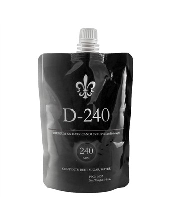 D240 Belgian Candi Syrup - Triple Dark(1lb)