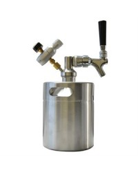 2L BEER KEG DISPENSING SYSTEM