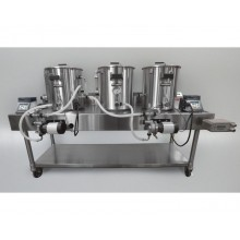 20 GALLON ELECTRIC HERMS PILOT SYSTEM (not CSA certified)
