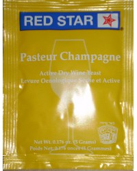 Red Star Pasteur Champagne Yeast