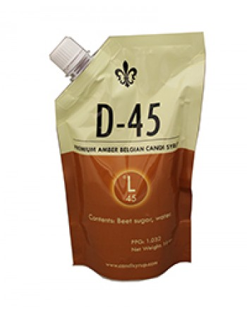 D45 Belgian Candi Syrup (1lb)