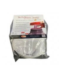 Fermonster strainer filter