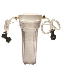 BEER FILTRATION KIT W / BALL LOCK QUICK DISCONNECT
