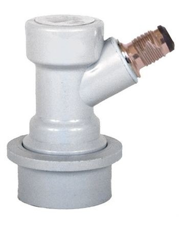 "Ball Lock 1/4"" MFL Gas Disconnect"