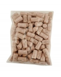 Cork - 38x24 Bellcork #9 Short (Bag of 50)