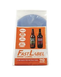 FASTLABEL 16 OZ BOTTLE SLEEVES