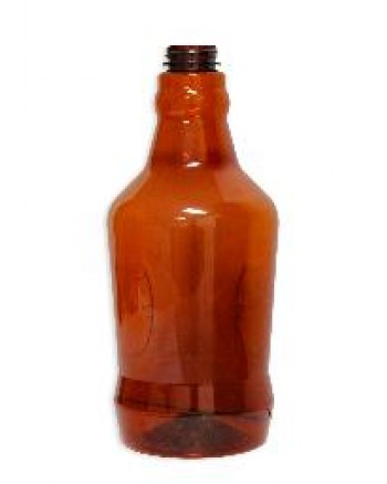 64 OZ AMBER PET GROWLER