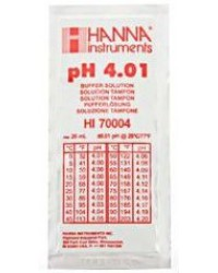 Hanna Instruments pH 4.01 Buffer Solution (20ml)