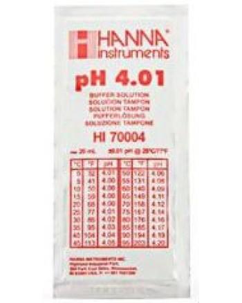 Hanna Instruments pH 4.01 Buffer Solution (20ml)