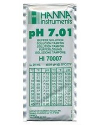 Hanna Instruments pH 7.01 Buffer Solution (20ml)