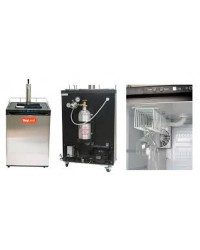 Kegland Series X - Single Faucet Tower Kegerator