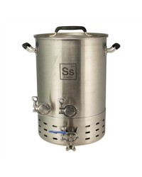 Ss BrewTech 10 Gallon Brewmaster Edition Kettle