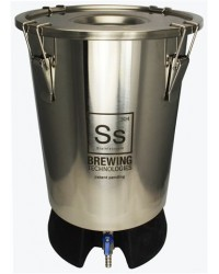 Ss BrewTech 3.5 Gallon Brew Bucket Mini Fermenter
