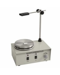 MAGNETIC STIR PLATE W / HEATED PLATE