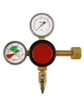 Taprite Dual Gauge Regulator(Zinc Bonnet, 60 PSI & 2000 PSI)