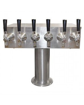 T TOWER SS 6 FAUCETS